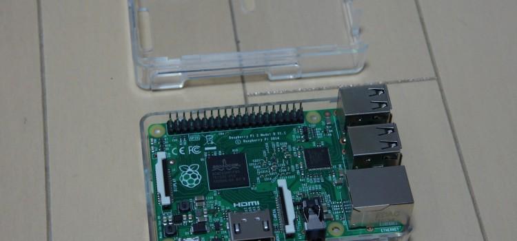 Raspberry Pi2 Model B ボード&ケースセット